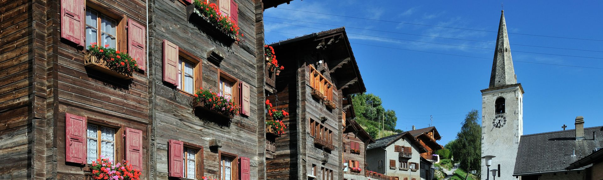 Saint-Martin, Zwitserland