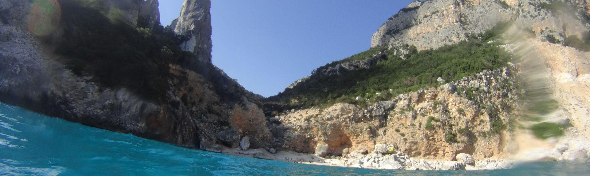 Villagrande Strisaili, Sardinien, Italien