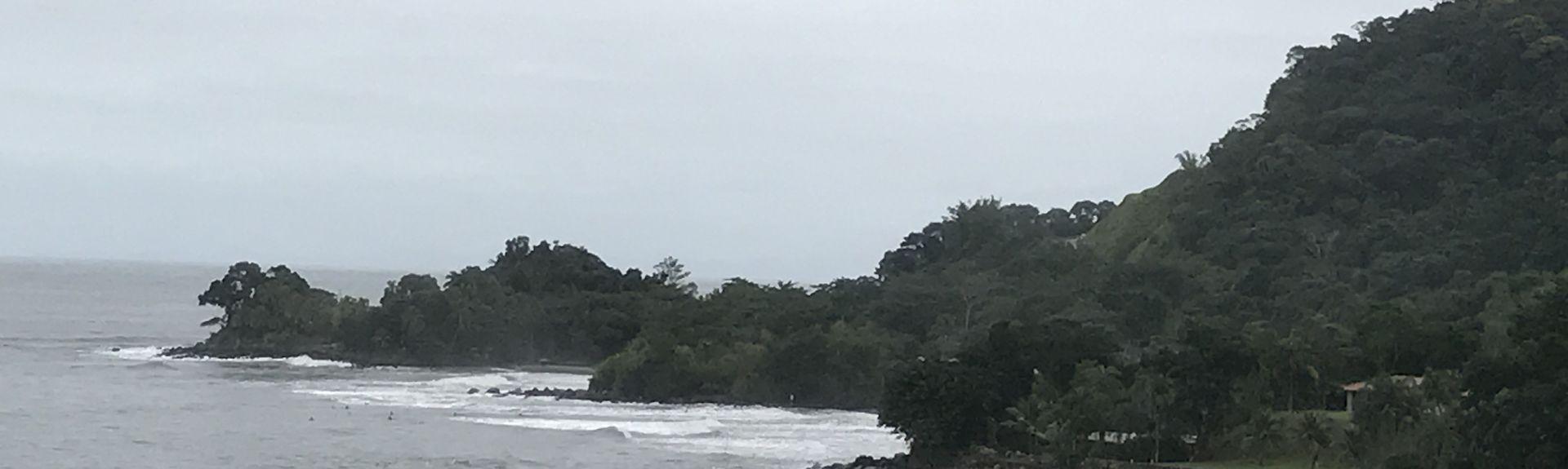 Praia de Maresias, São Sebastião, Regio zuidoost, Brazilië