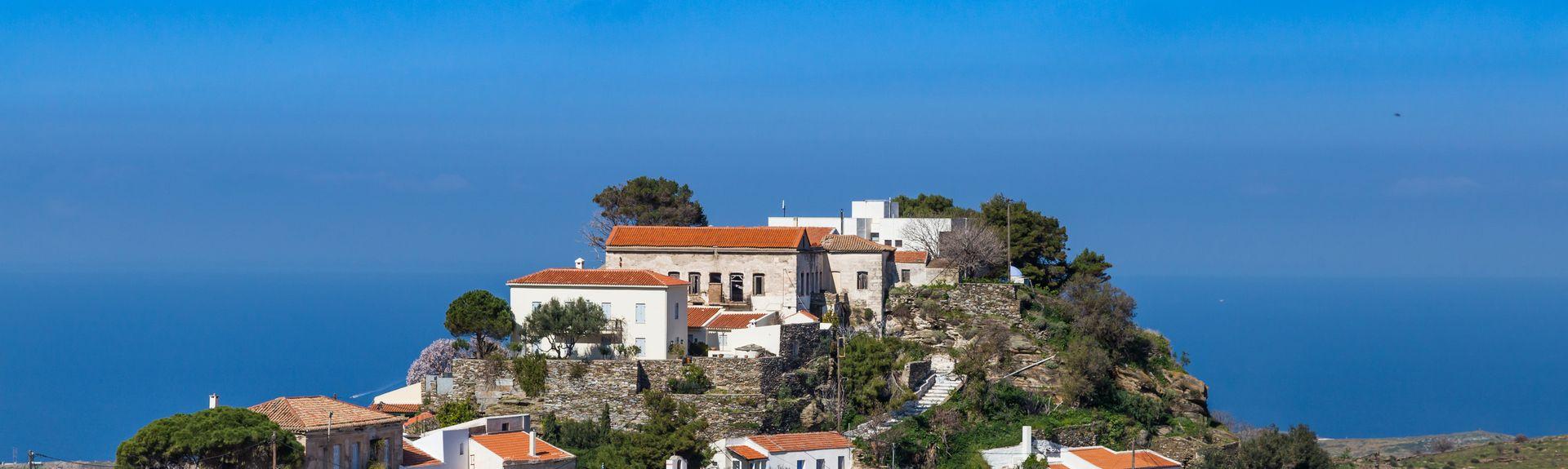 Κέα, Νησιά του Αιγαίου, Ελλάδα