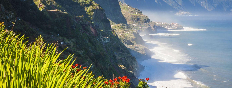 Ponta Delgada, São Vicente, Autonome Regio van Madeira, Portugal