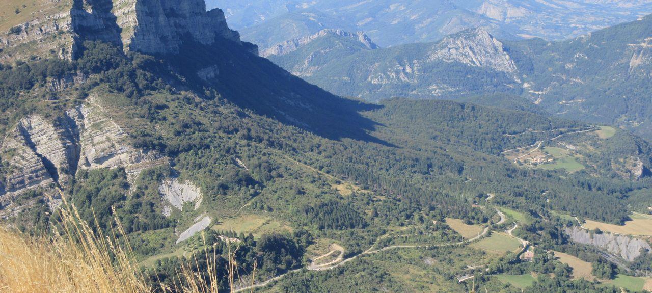 Taulignan, Auvergne-Rhône-Alpes, Frankreich