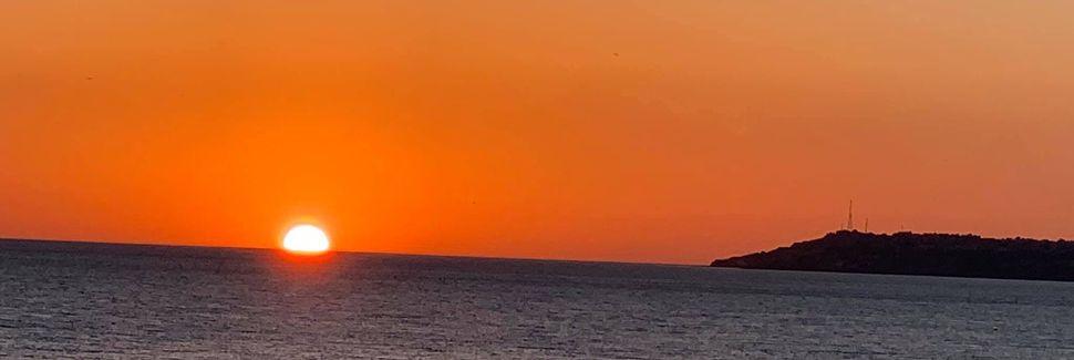 Siculiana Marina, Sicilia, Italia