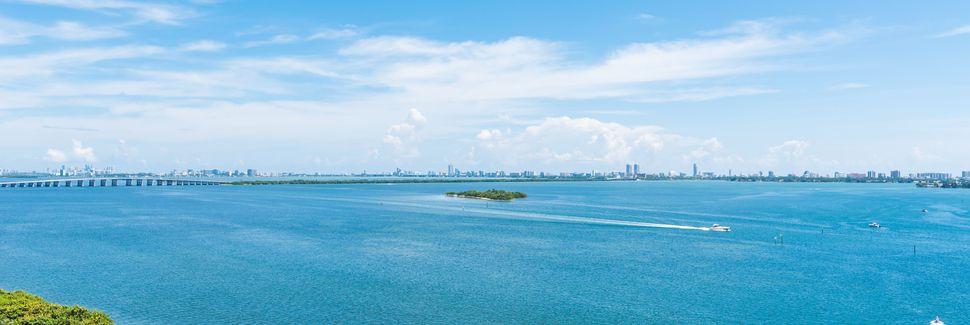 Edgewater, Miami, Florida, Stati Uniti d'America
