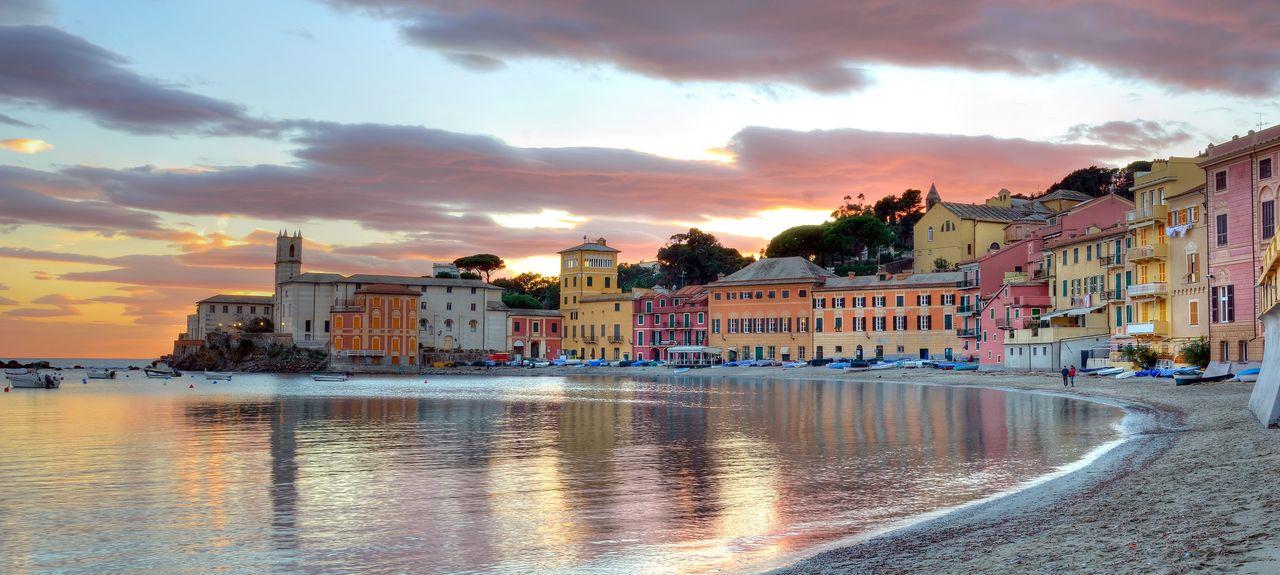Sestri Levante, Liguria, Italia