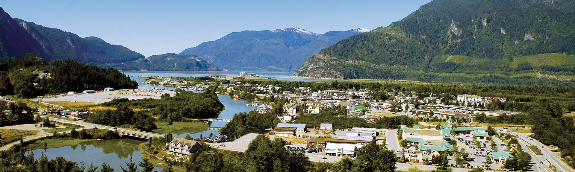 Squamish, Columbia Británica, Canadá