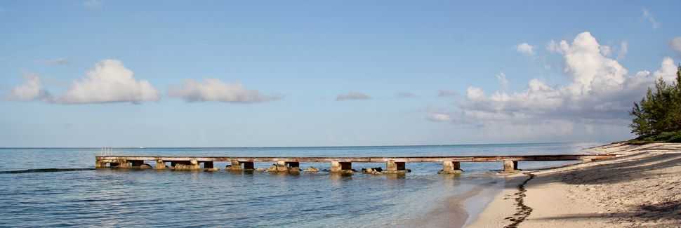 Cemetery Beach, Seven Mile Beach, Cayman Islands