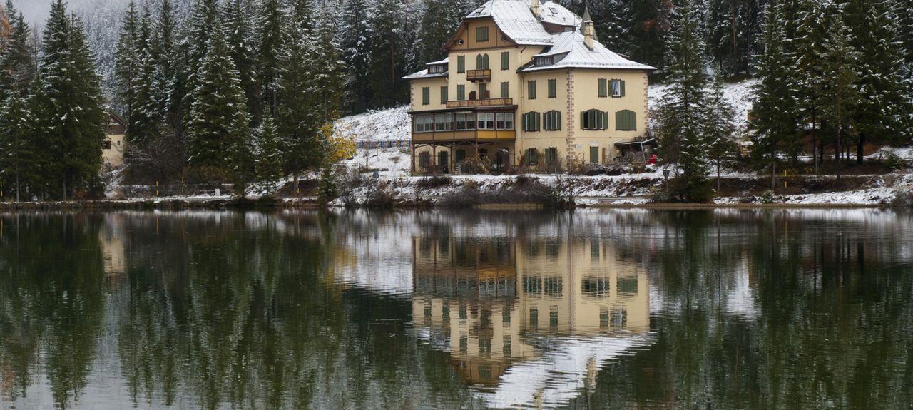 Trentin-Haut-Adige, Italie