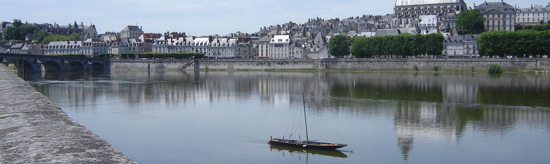 Beaugency Station, Beaugency, Centre-Val de Loire, France