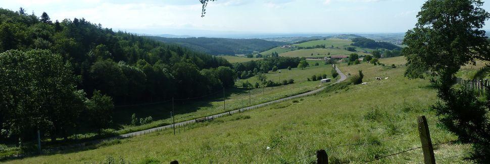 Machézal, Auvergne-Rhône-Alpes, France