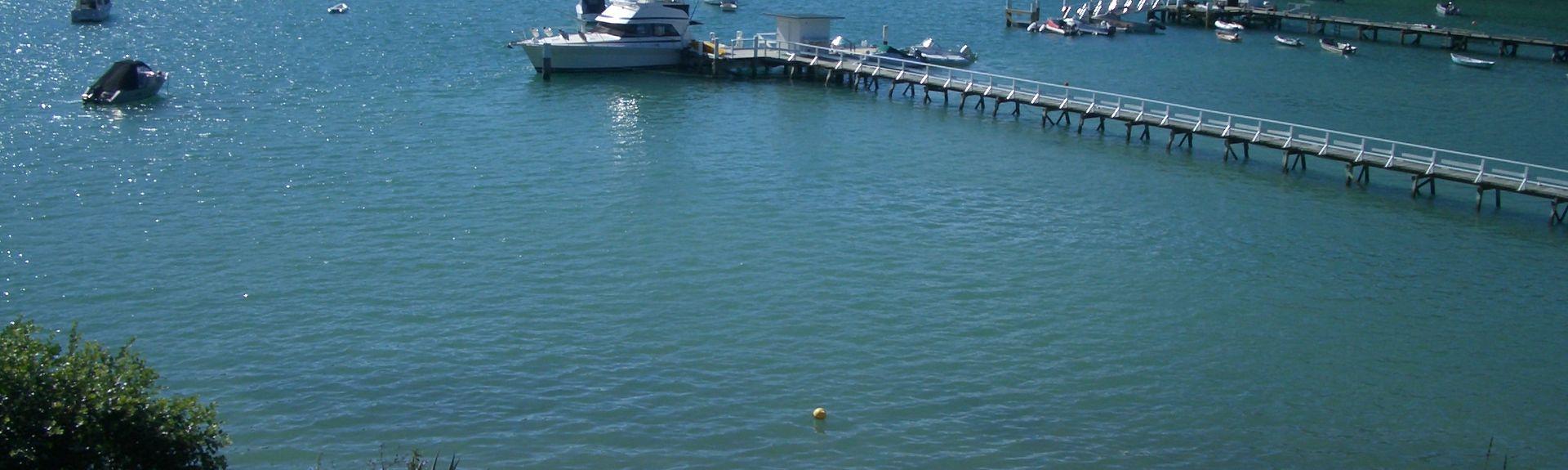 Kawau Island, Rodney, Auckland, New Zealand