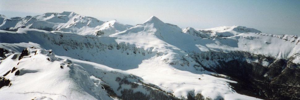 Cantal, Auvergne-Rhône-Alpes, Francja