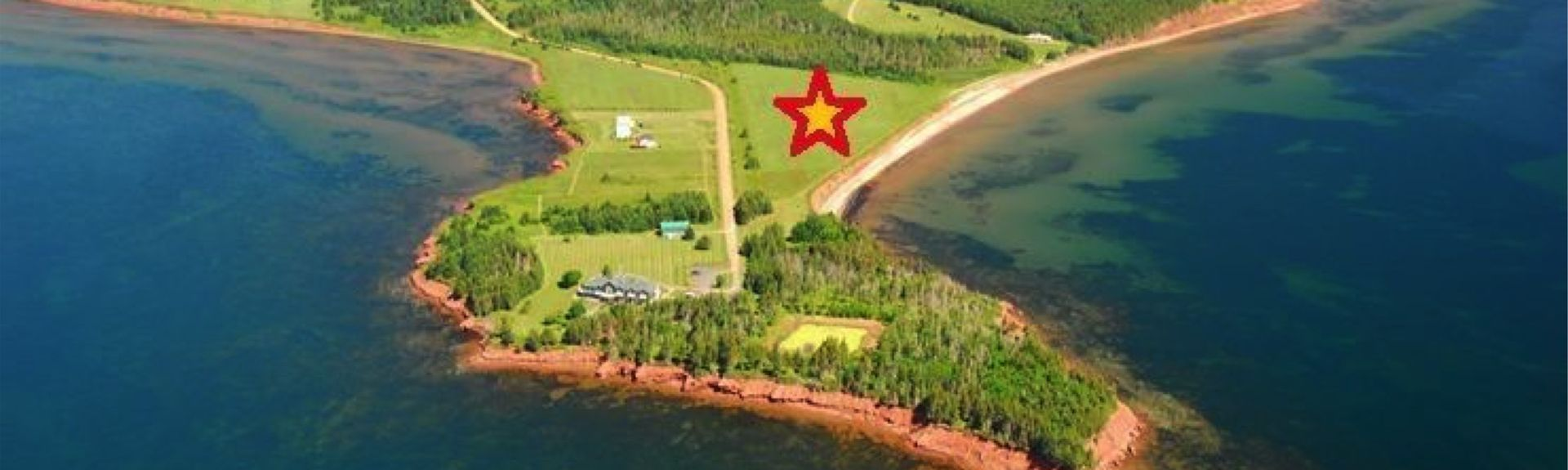 Roma at Three Rivers National Historic Site, Montague, Prince Edward Island, Canada