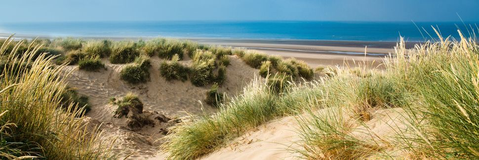 Camber, East Sussex, UK