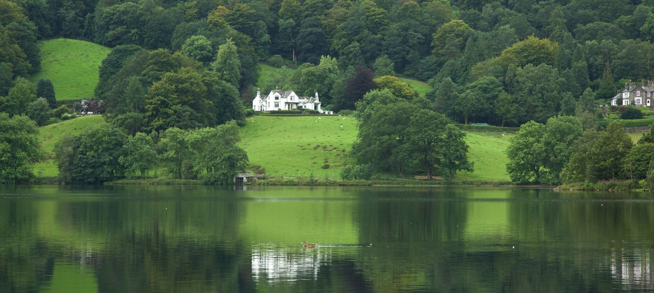Lake District, Angleterre, Royaume-Uni