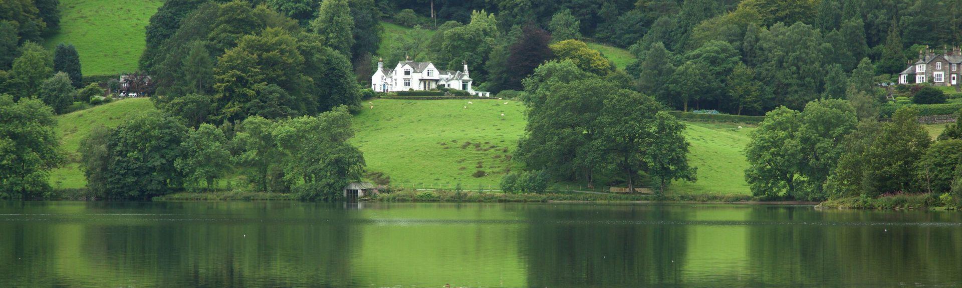 Lake District, Inglaterra, Reino Unido