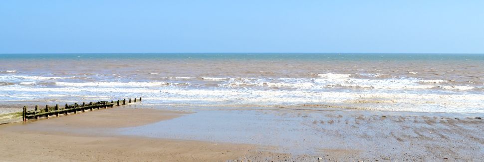 Skipsea, East Riding of Yorkshire, UK