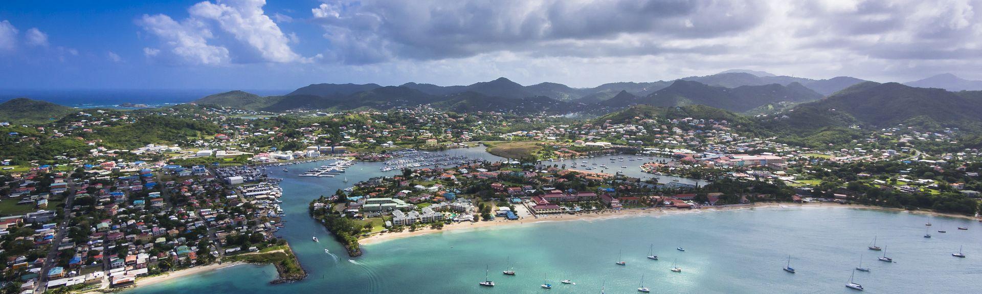 Cap Estate, Gros Islet, St. Lucia