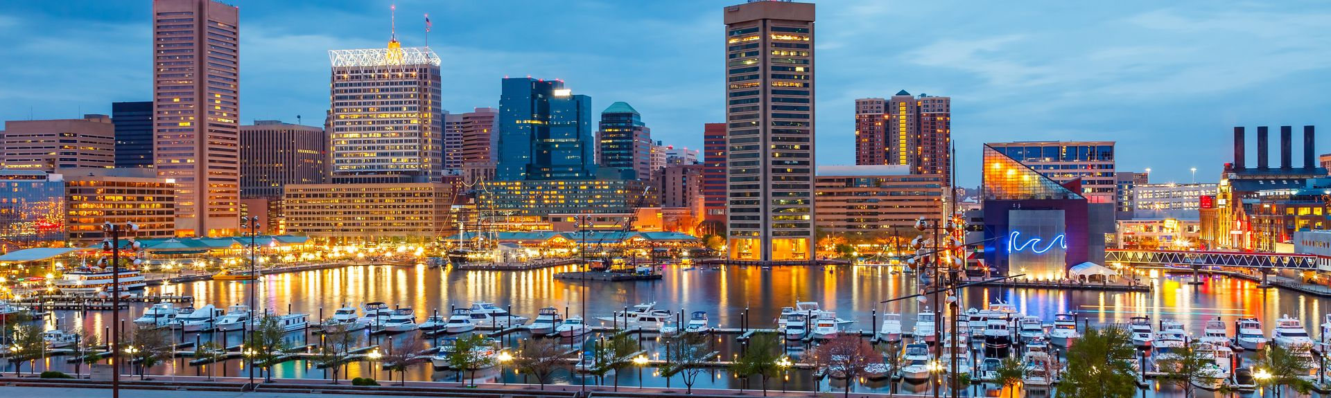 Baltimore, Maryland, Yhdysvallat