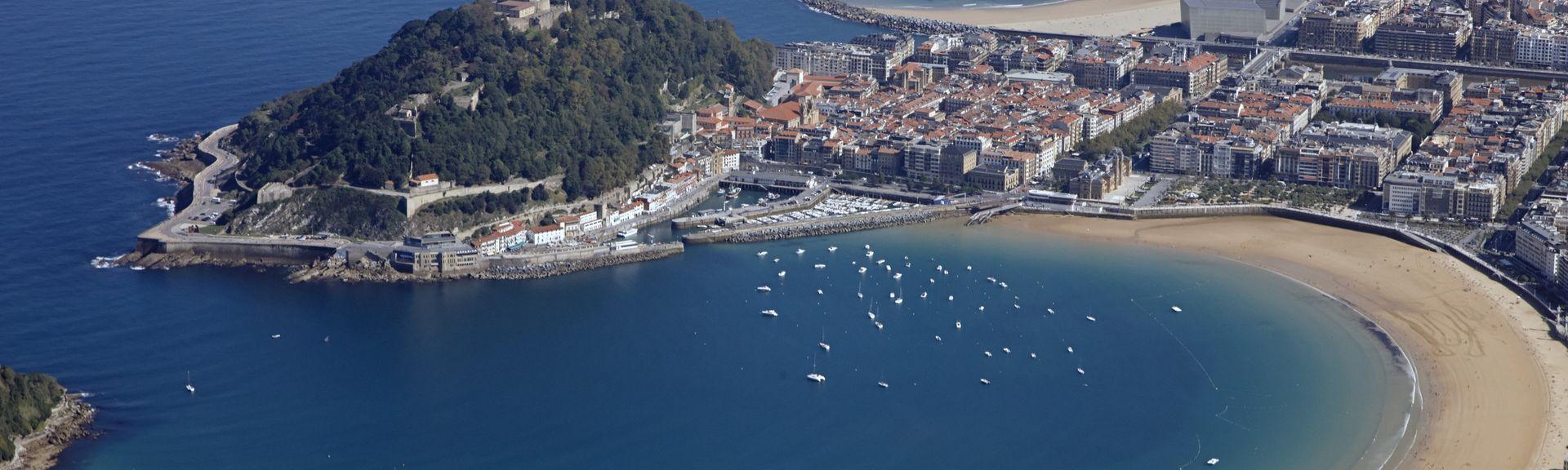 Norte de Aralar, Navarre, Basque Country, Spain