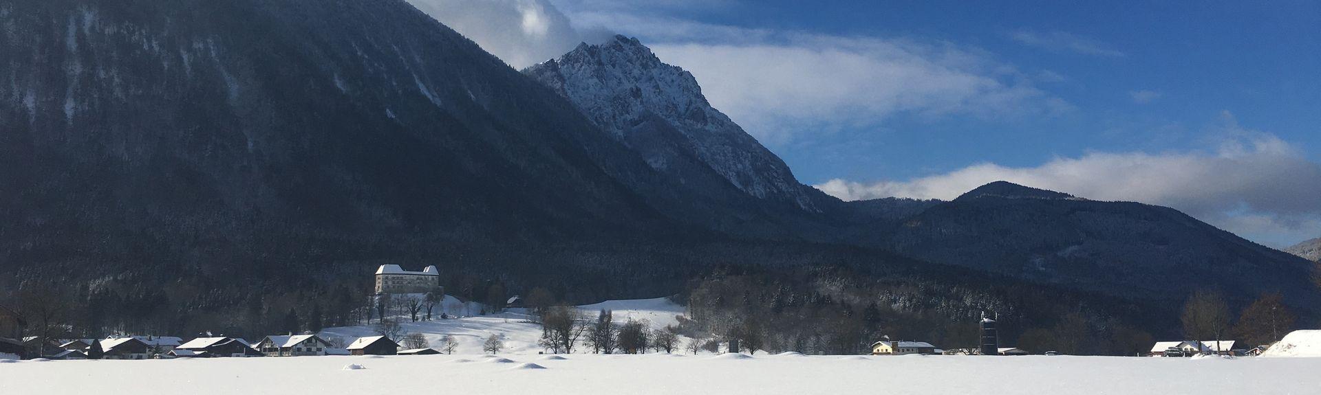 Hufschlagin asema, Surberg, Baijeri, Saksa