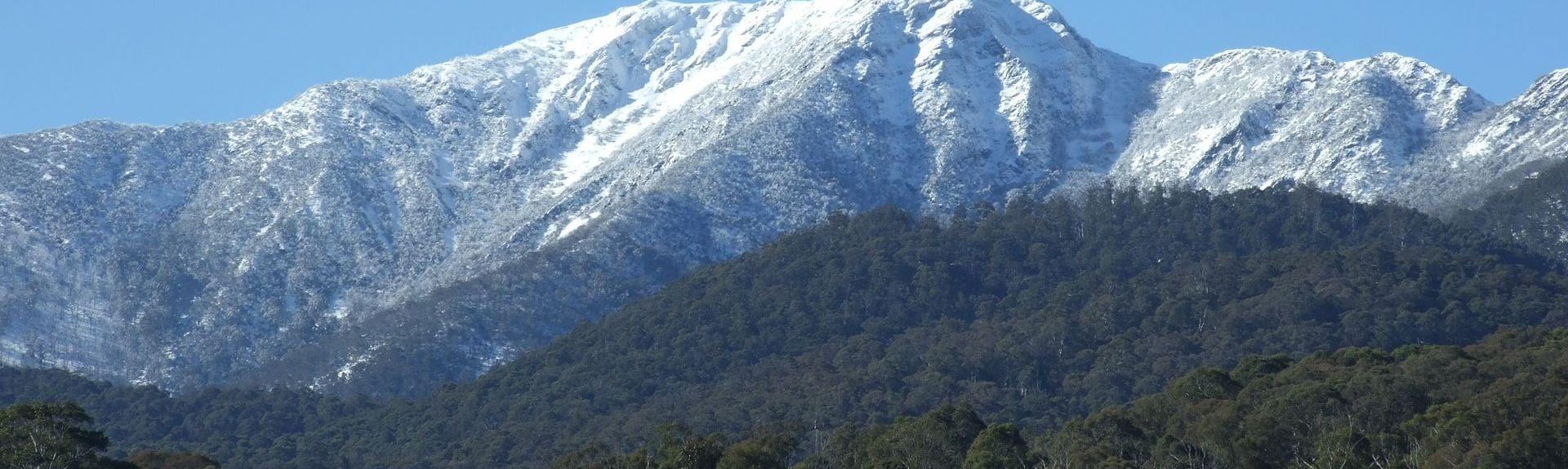 Mount Buller Peak, Mount Buller, Victoria, AU