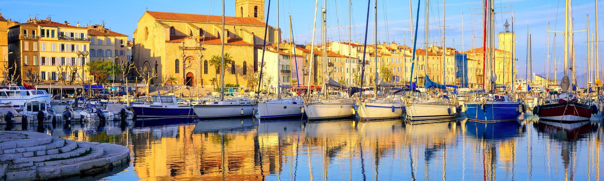 La Ciotat, Provence-Alpes-Côte d'Azur, Frankrike