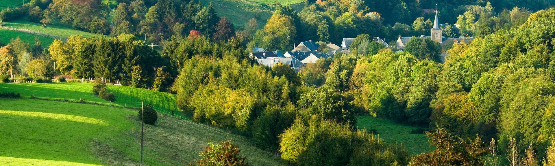Gerpinnes, Región de Valonia, Bélgica