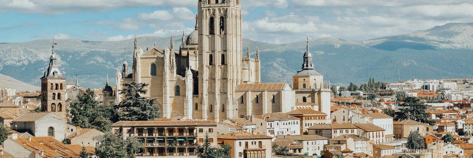 Segovia, Segovia, Castilla y León, España