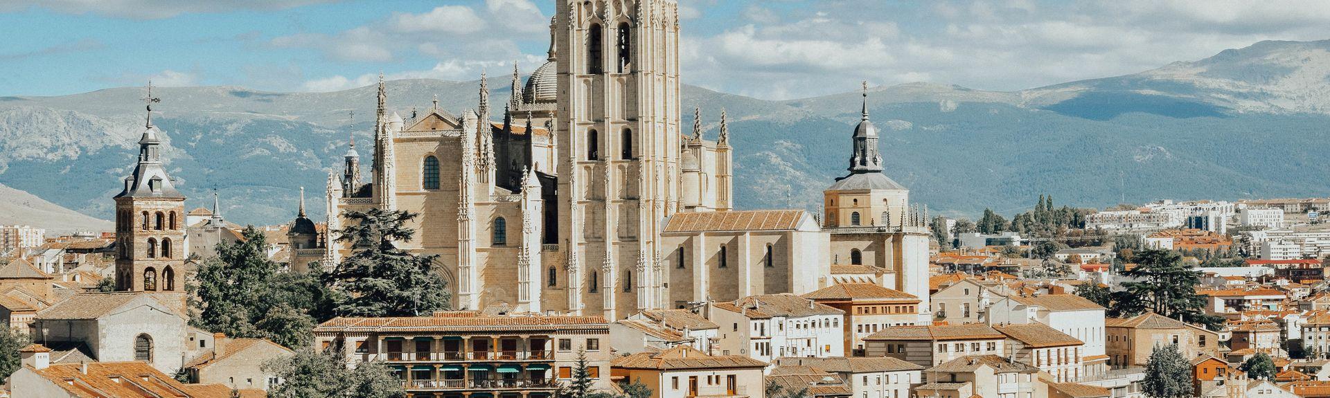 Segovia, Kastilien und León, Spanien