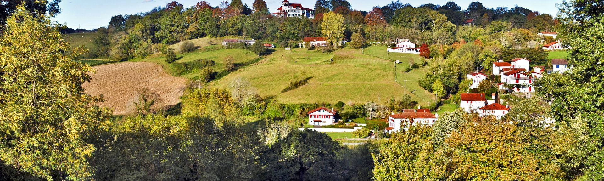 Cambo-les-Bains, Pyrenees-Atlantiques, France