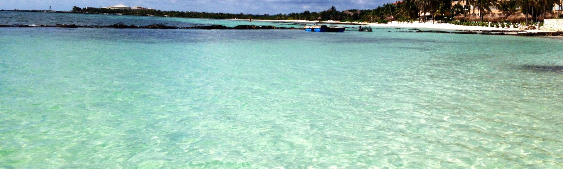 Lagon Yal-ku, Akumal, Quintana Roo, Mexique