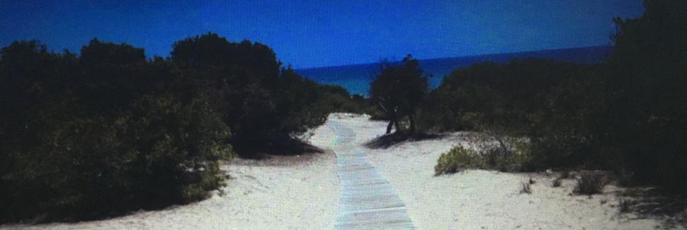 Arenalesin uimaranta, Elche, Valencia, Espanja
