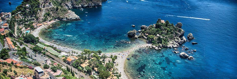 Taormina, Messina, Sicily, Italy