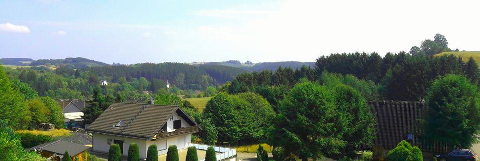 stacja Wilnsdorf-Rudersdorf, Wilnsdorf, Nadrenia Północna-Westfalia, Niemcy