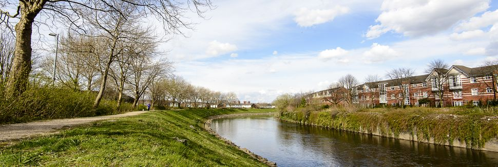 Lymm, Engeland, Verenigd Koninkrijk
