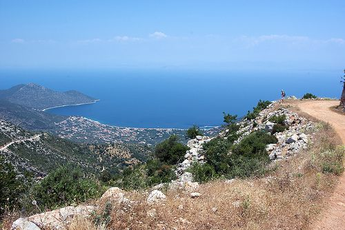Leonidio, Peloponnesos, Kreikka