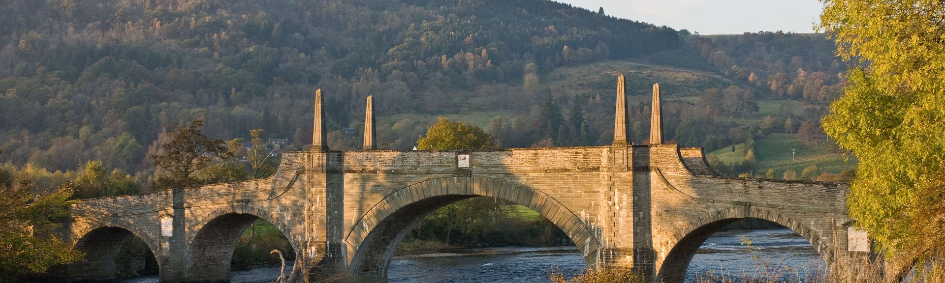 Aberfeldy, Perth and Kinross, UK
