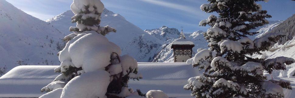 Surselva District, Graubünden, Schweiz