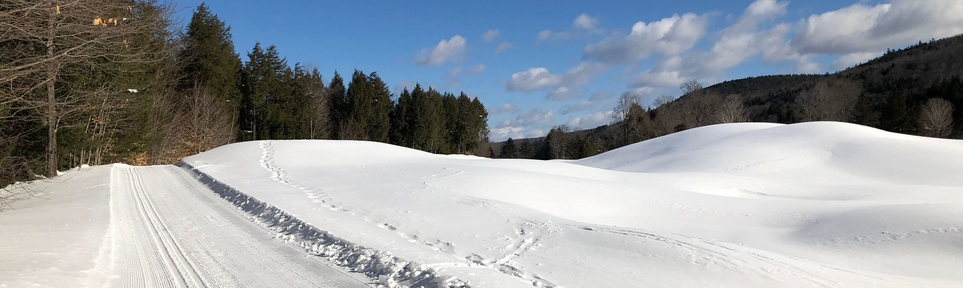 Jackson Gore Ski Resort at Okemo, Ludlow, Vermont, United States of America