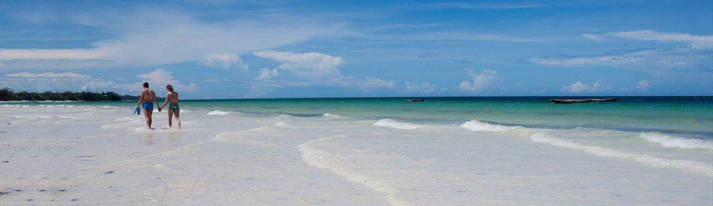 Playa de Galu, Condado de Kwale, Kenia