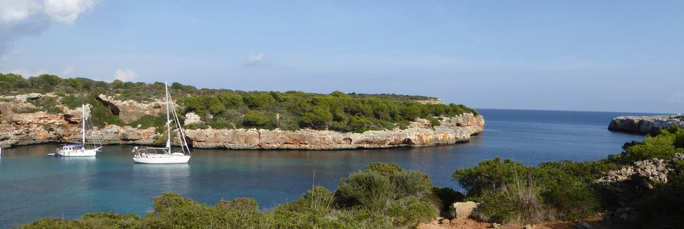 Es Trenc-stranden, Campos, Baleariske Øer, Spanien