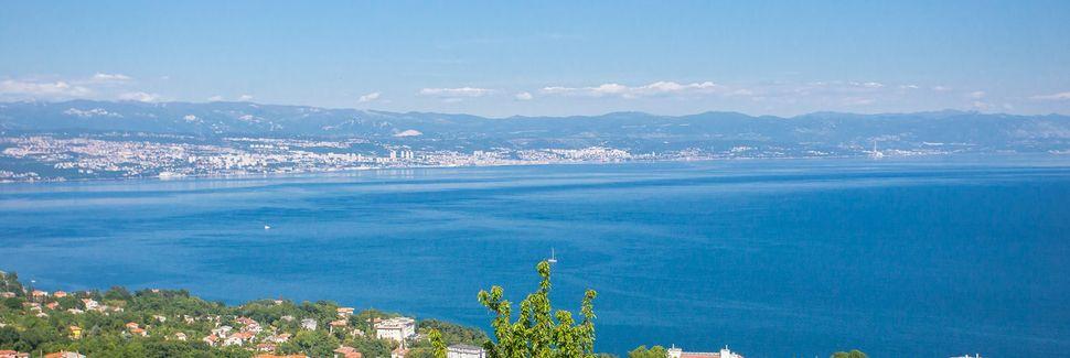 Rijeka, Żupania primorsko-gorska, Chorwacja