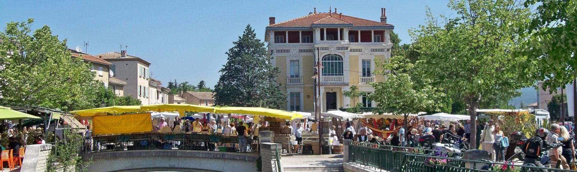Pernes-les-Fontaines, Provence-Alpes-Côte d'Azur, França