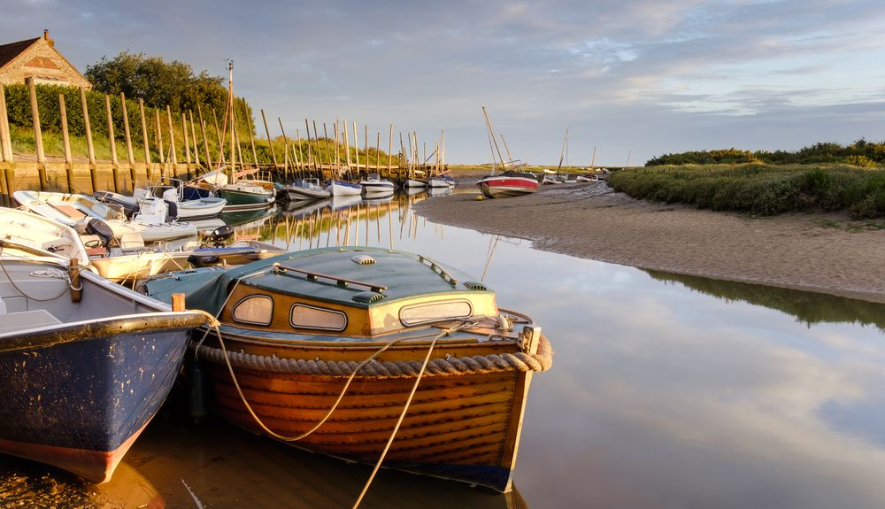 Blakeney, Norfolk, UK