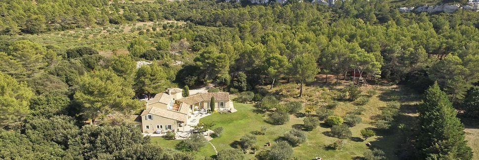 Rocher des Doms, Avignon, Provence-Alpes-Côte d'Azur, França