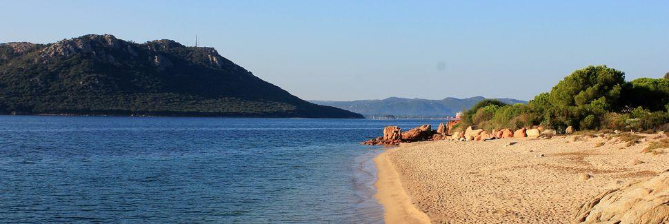 Tarco Beach, Conca, Corsica, Francia