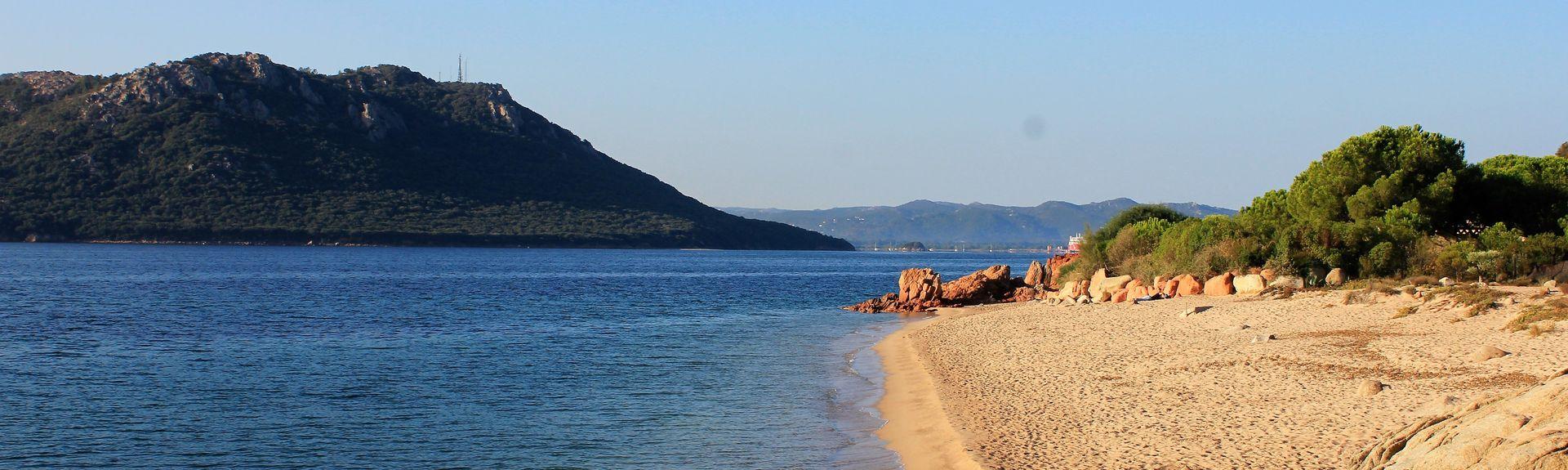 Tarco Beach, Conca, Corse-du-Sud, France