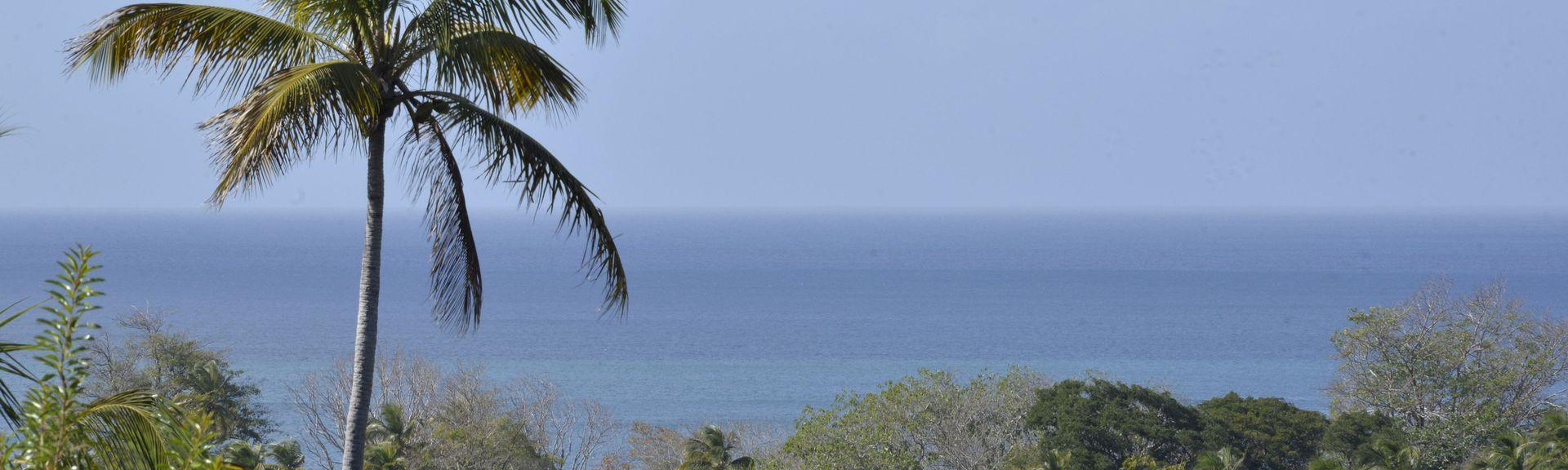 Baie de Stonehaven, Black Rock, Western Tobago, Trinité-et-Tobago