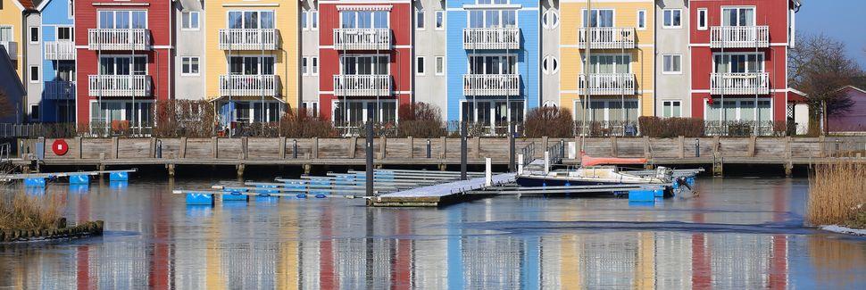 Greifswald, Mecklenburg - Voor-Pommern, Duitsland